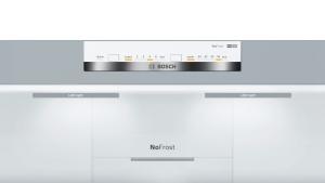 Bosch KGN864IFA Stand Kühl-Gefrier-Kombi NoFrostLEDVitaFreshPlus Edelstahl AntifingerprintEEK: A++