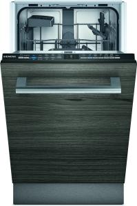 Siemens SR61HX08KE Geschirrspüler vollintegrierbar 45 cm HomeConnect infoLight hygienePlusEEK: A+