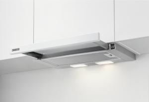 Zanussi ZHP60260WA Flachschirmhaube 60 cmLED-Beleuchtung - Einbaumaße und Maßzeichnung beachten!