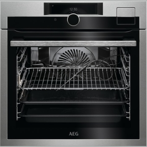 AEG BSE998230M Backofen Edelstahl AntifingerprintSousVide TFT-DisplaySteamify