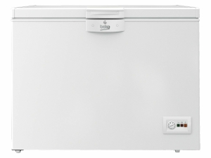 Beko HSA24540N Gefriertruhe 110cm breit 230Ltr.Nutzinhalt EEK:E