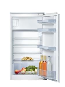 Neff K1535XFF1 Einbaukühlschrank mit Gefrierfach, 103 cm Nische, FreshSafe, LED,