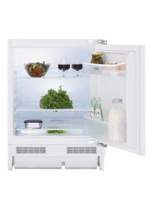 Beko BU1103N Unterbau-Kühlschrank ohne GefrierfachLED Nutzinhalt 128Ltr. Festtürtechnik EEK:F