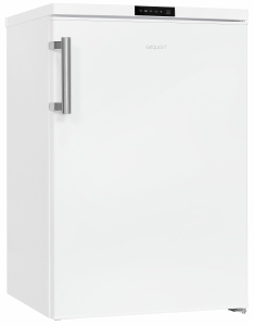 Exquisit GS81-HE-010D Gefrierschrank weiß BigBoxLED-Display