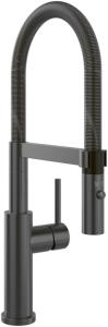 Villeroy & Boch 92800005 Steel Expert 2.0anthrazit HD Spiralfederauslauf