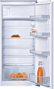 Neff K425A2( K1555X8 )Einbau-Kühlschrank mit Gefrierfach 123cm