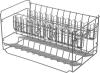 Siemens SZ 73640 Korbeinsatz f.LangstielgläGeschirrspüler-Zubehör