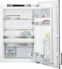 Siemens KF21RAF30mit weißer Türfront und Alu Dekorrahmen