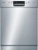 Bosch SMU46IS03ESuperSilence Geschirrspüler 60 cm Unterbaugerät - Edelstahl 44dB A++