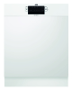 AEG FEB52600ZW integrierbarer Geschirrspüler 60cm breit 47dB