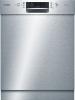 Bosch SMU45KS02E Unterbau-Geschirrspüler Edelstahl ab 9,5 l EEK: A++