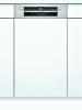 Bosch SPI4HKS53E Geschirrspüler integrierbar 45 cmHomeConnect Startzeitvorwahl