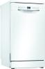 Bosch SPS2IKW10E Stand Geschirrspüler weiß 45 cm HomeConnect Startzeitvorwahl