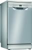 Bosch SPS2XMI01E Stand Geschirrspüler Edelstahl lackiert 45 cm HomeConnect AntiFingerprint