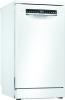 Bosch SPS4HKW53E Stand Geschirrspüler weiß 45 cm HomeConnect Startzeitvorwahl