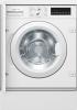 Bosch WIW28442 Einbau Waschmaschine 8 kgTimeLightNightWash1400 U/minEEK: A+++