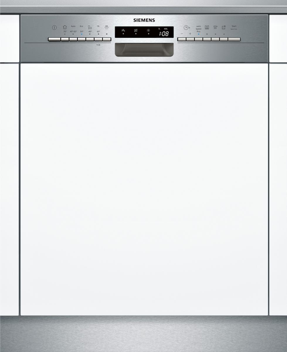 siemens sn536s01ge integrierbar edelstahl geschirrsp ler 60 cm g nstig kaufen. Black Bedroom Furniture Sets. Home Design Ideas