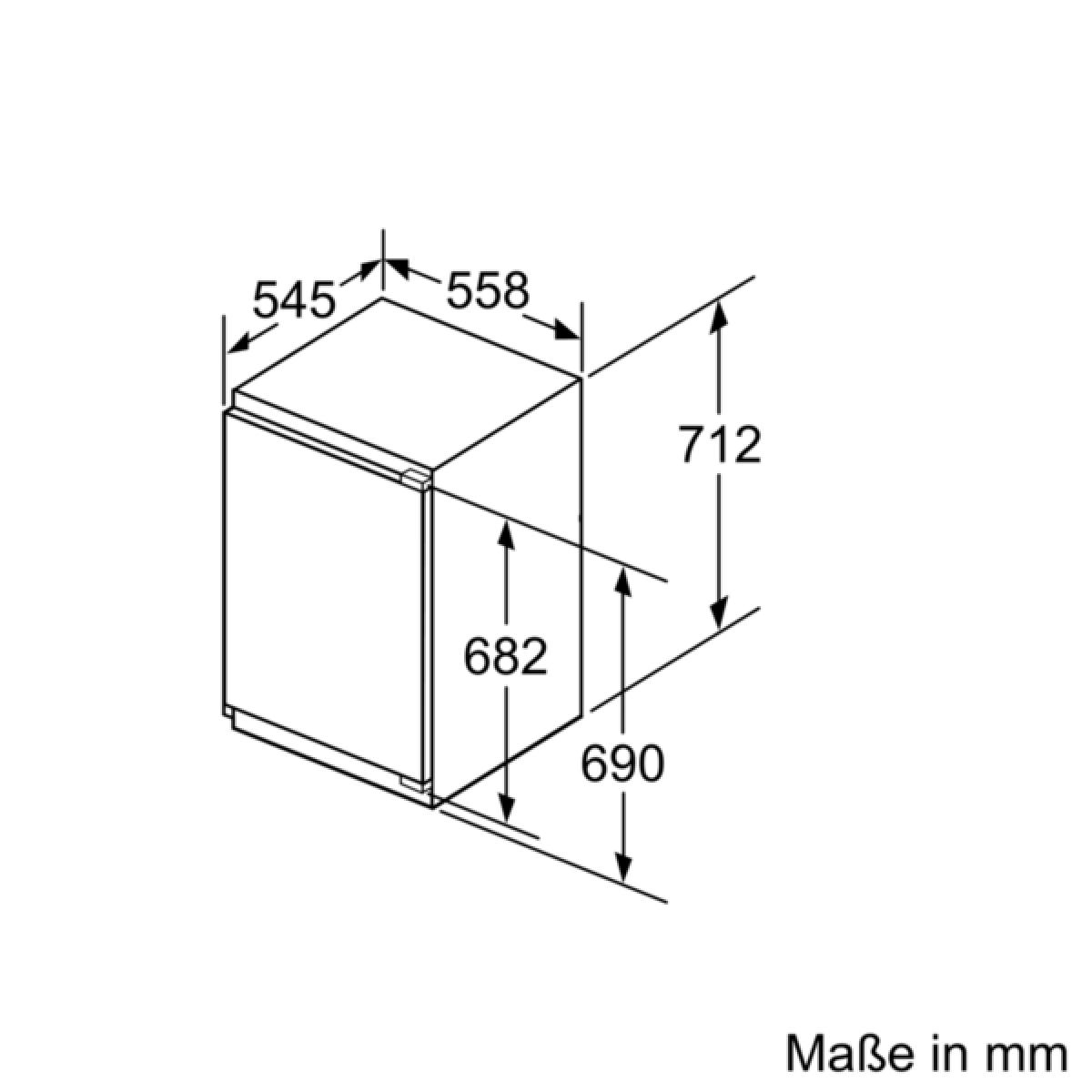 bosch giv11af30 einbau gefrierschrank flachscharnier g nstig kaufen. Black Bedroom Furniture Sets. Home Design Ideas