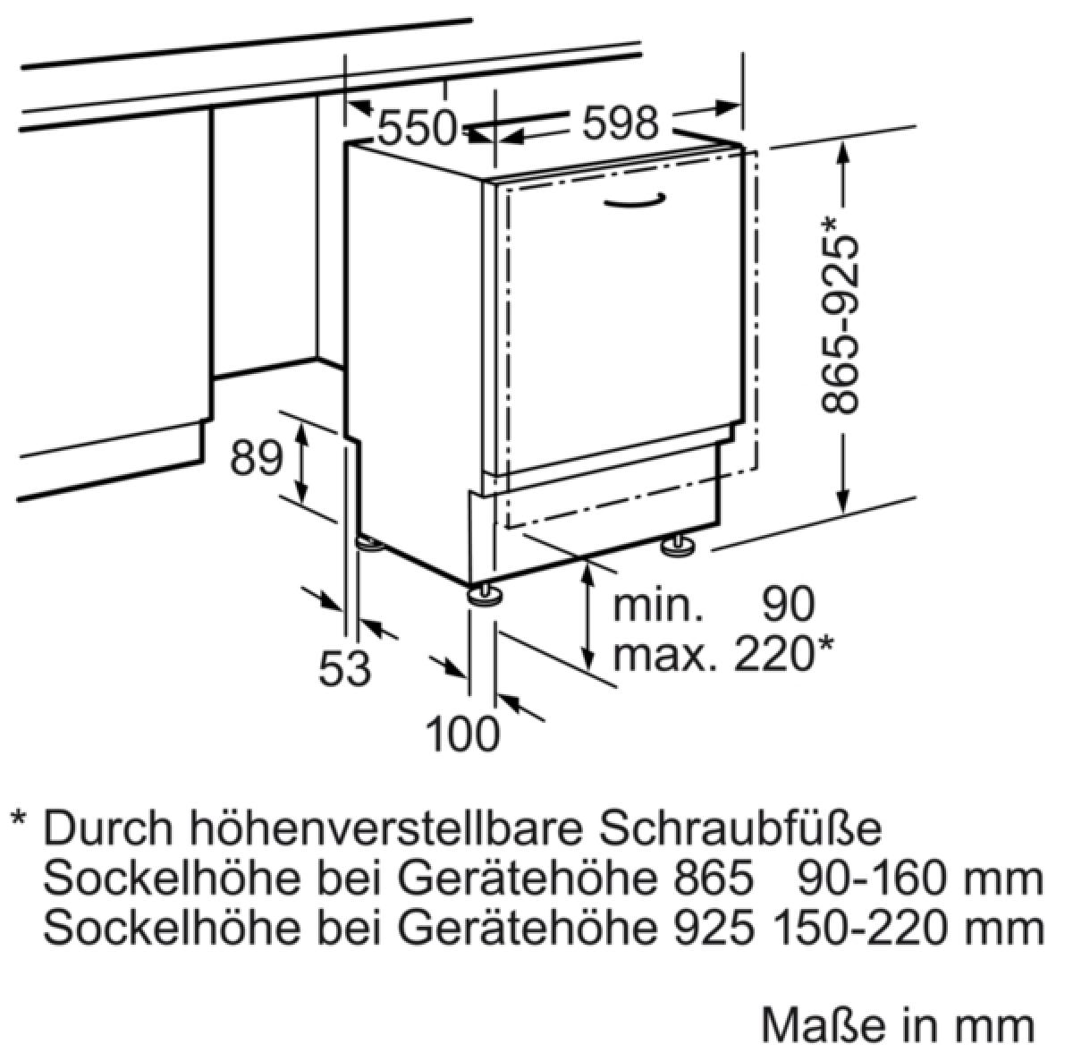 neff gx3600g s523g60x0e geschirrsp ler 60 cm vollintegrierbar xxl 46db a g nstig kaufen. Black Bedroom Furniture Sets. Home Design Ideas