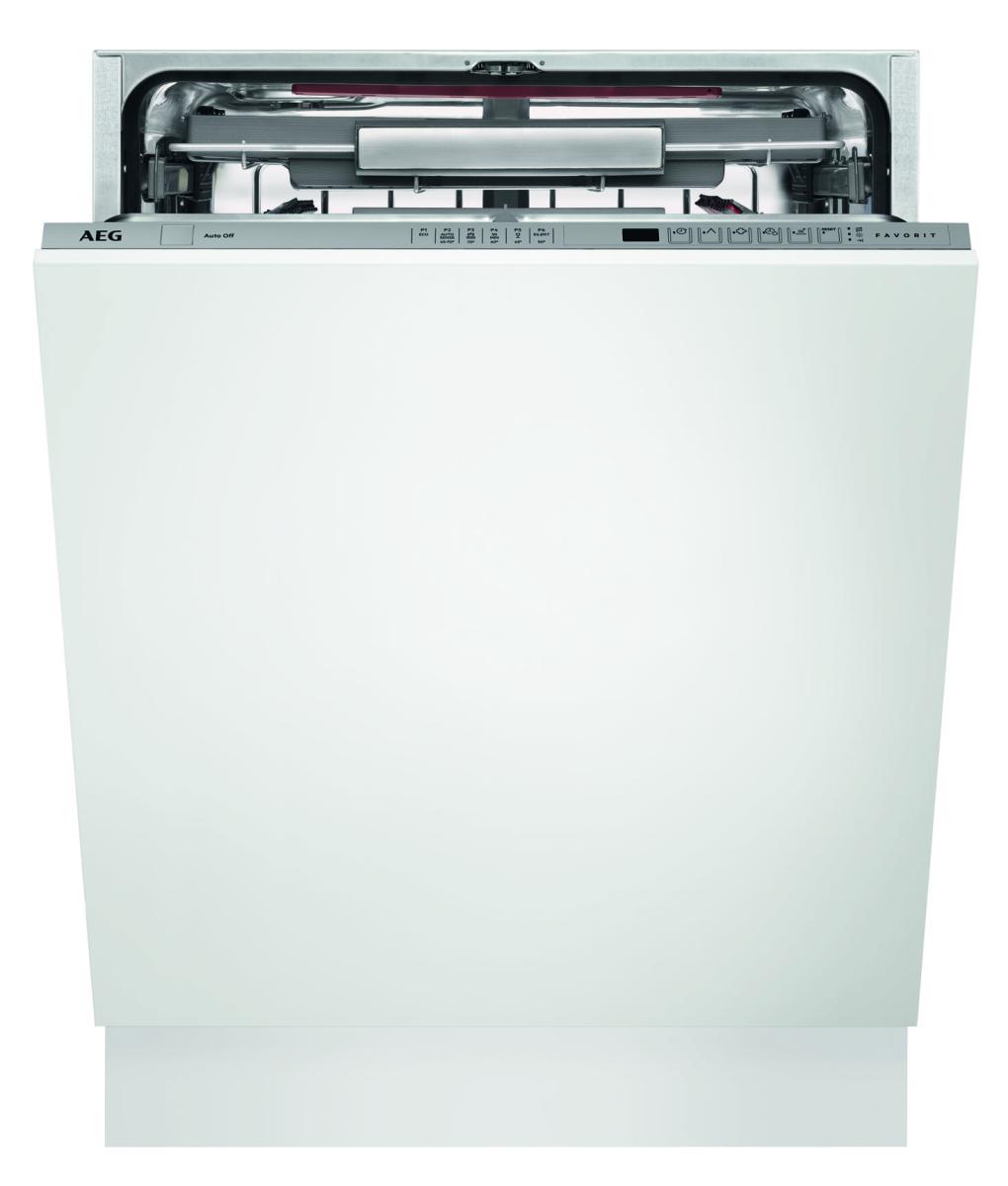 AEG FSE62800P Geschirrspüler 60cm vollintegrierbar 44/42dB ab 7 L ...