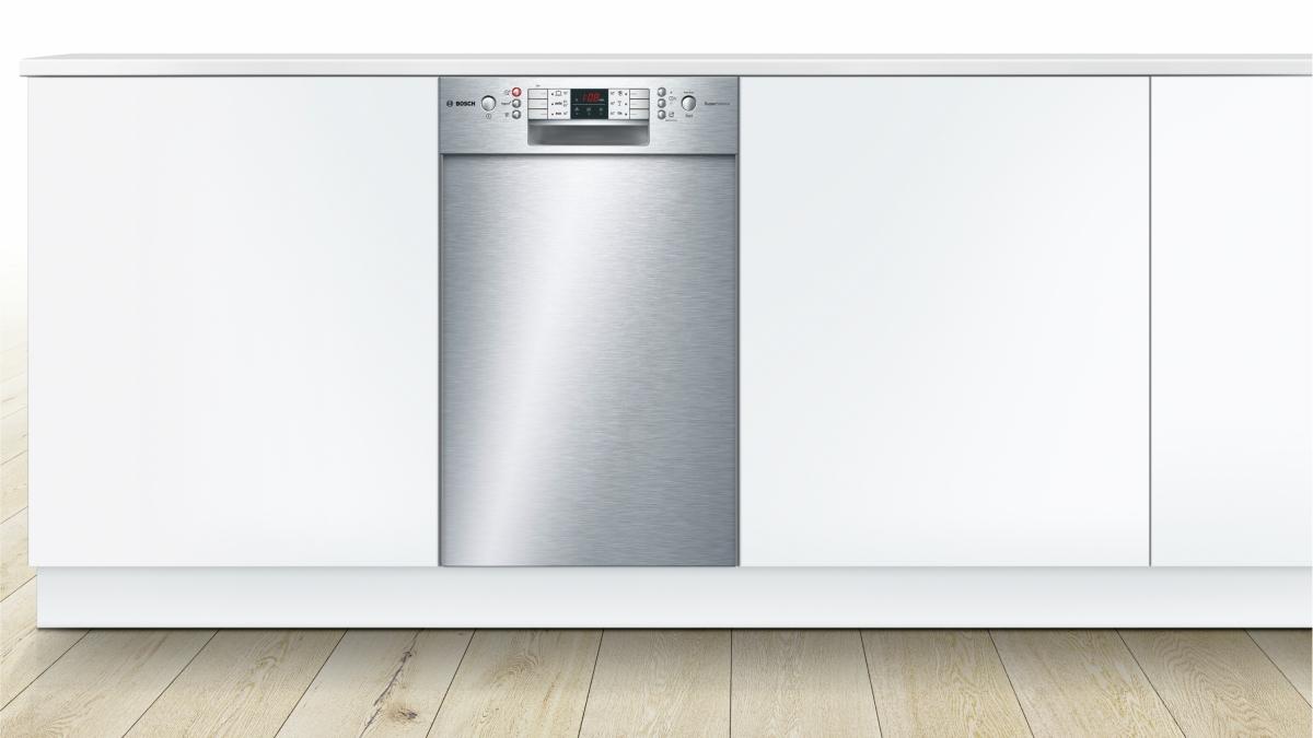 Bosch Kühlschrank Dekorplatte : Bosch spu46ms01e supersilence geschirrspüler 45 cm unterbaugerät